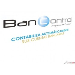Bancontrol Versión Profesional (5000 asientos/mes)