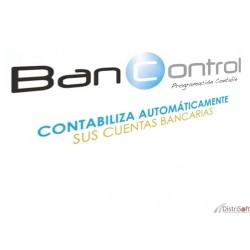 Bancontrol Versión Standard (1000 asientos/mes)