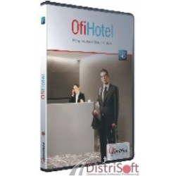 OfiHotel20 Plus (máx. 20 habitaciones) Monopuesto