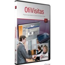 OfiVisitas Monopuesto (1 Licencia)