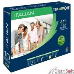 TELL ME MORE ITALIANO 10 NIVELES. CURSO COMPLETO.