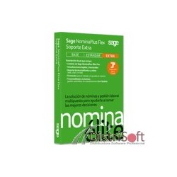NóminaPlus Profesional 2014 + 1 año de Servicio Standard