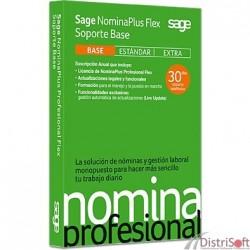 NominaPlus Profesional Flex 2015 Soporte Base - Suscripción 1 año