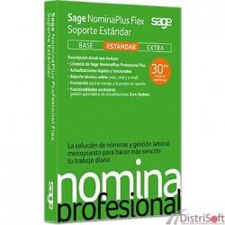 NominaPlus Profesional Flex 2015 Soporte Estándar - Suscripción 1 año