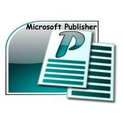 Curso Online de Publisher.
