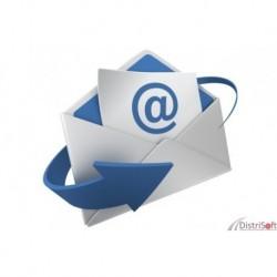 Platafoma envíos emails máximo 10.000 (suscripción 1 mes).