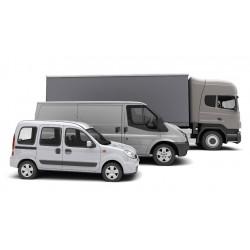 Mantenimiento de flota de vehículos